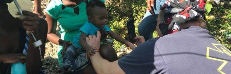 Medical Volunteer in Haiti