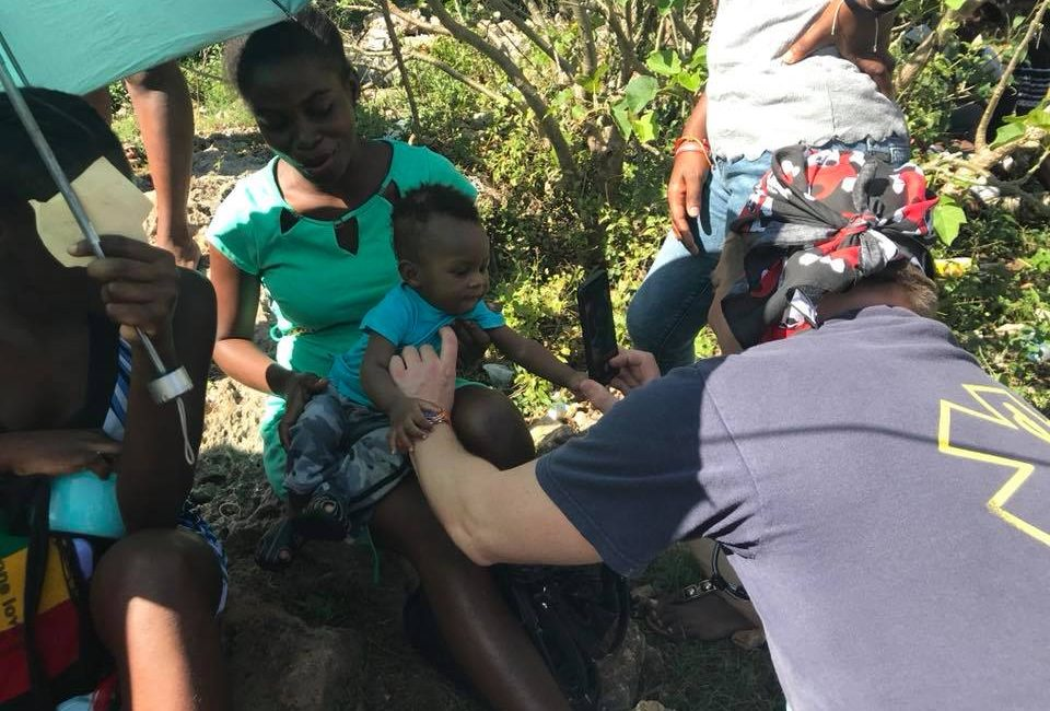 Medical Volunteer in Haiti